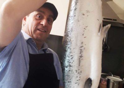 Jorge & Fisch